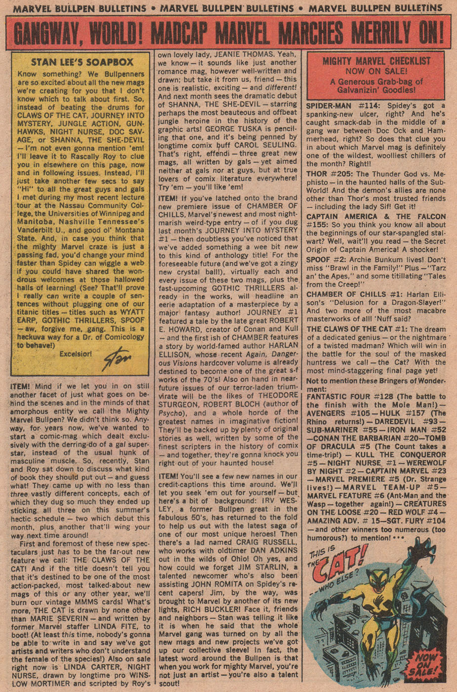 Read online Sgt. Fury comic -  Issue #104 - 32