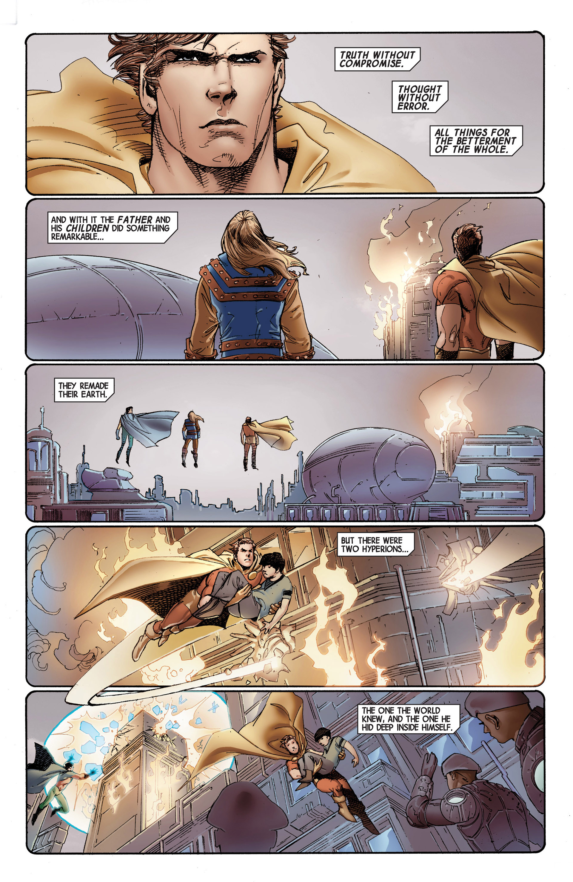 Read online Avengers (2013) comic -  Issue #4 - 8