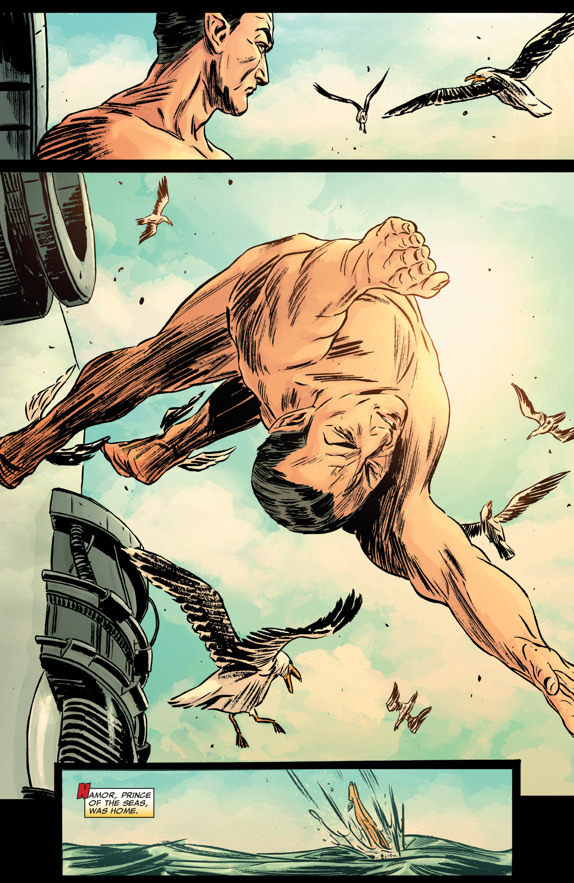 Read online Uncanny X-Men (1963) comic -  Issue # _Annual 2 (2009) - 4