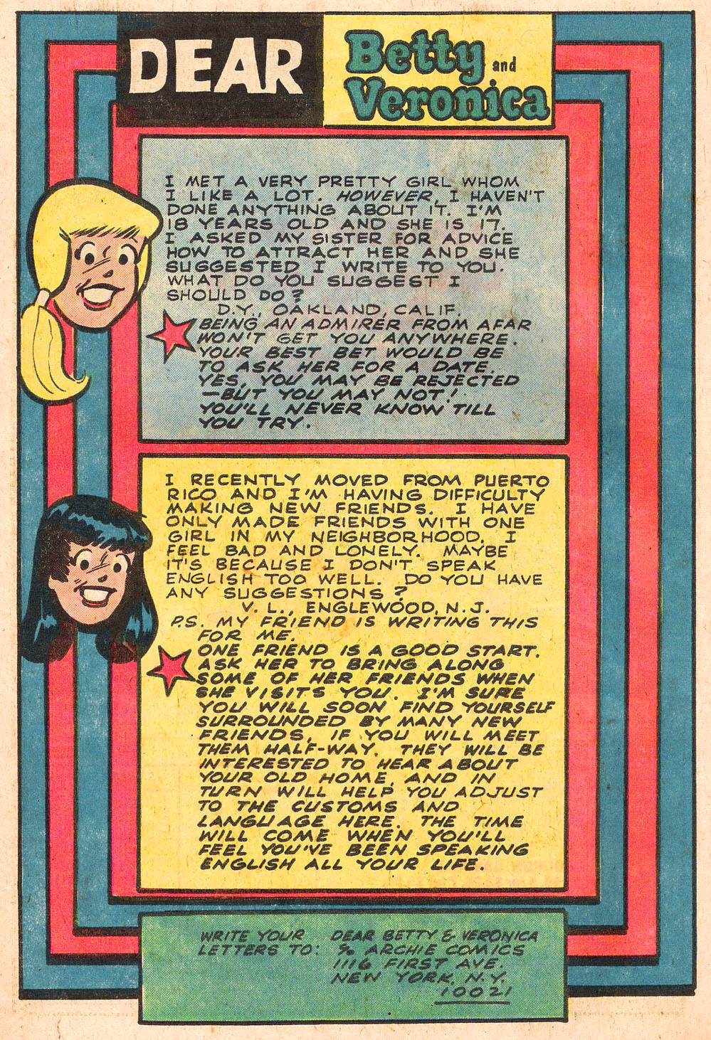 Read online Archie's Girls Betty and Veronica comic -  Issue #268 - 26