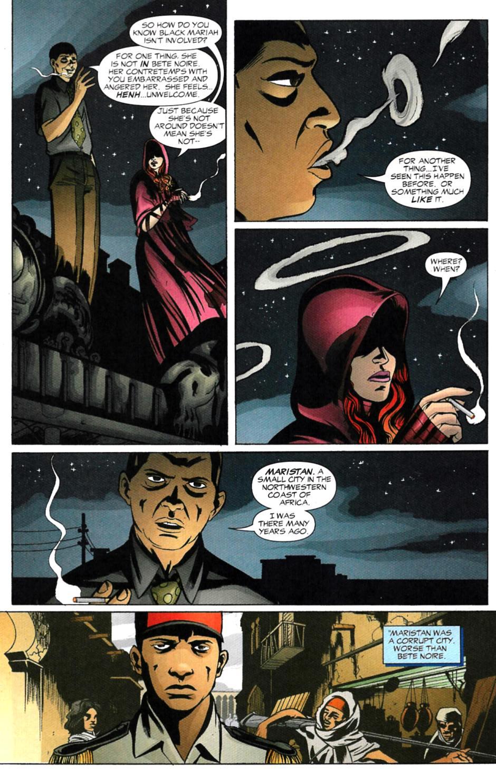 Read online Fallen Angel (2003) comic -  Issue #4 - 9