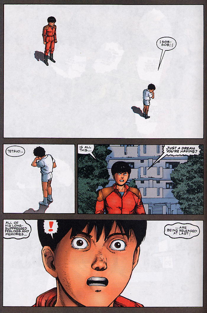 Read online Akira comic -  Issue #36 - 53