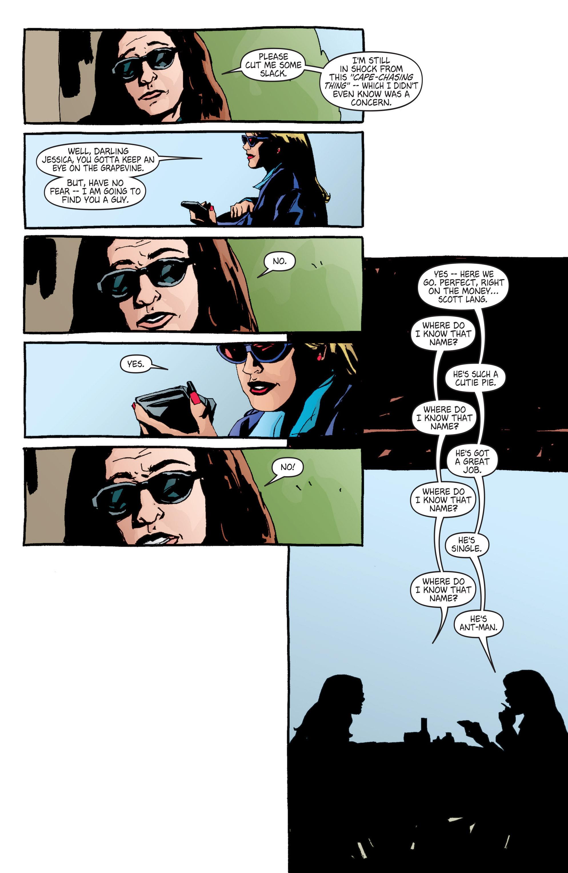Read online Alias comic -  Issue #6 - 8