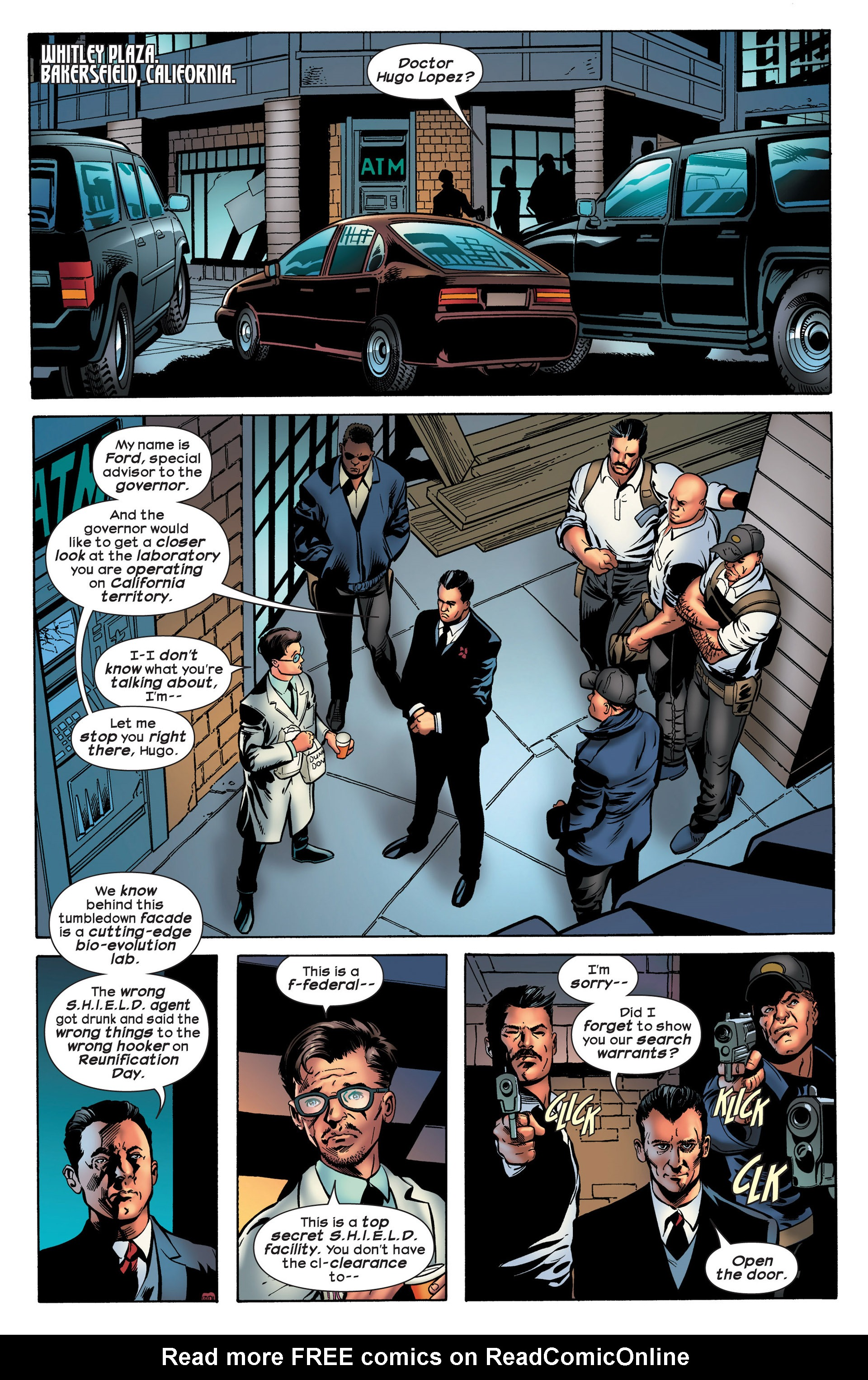 Read online Ultimate Comics Ultimates comic -  Issue #20 - 11