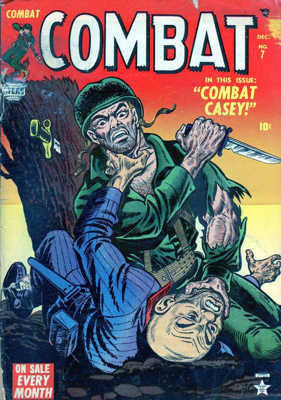 Combat (1952) 7 Page 1