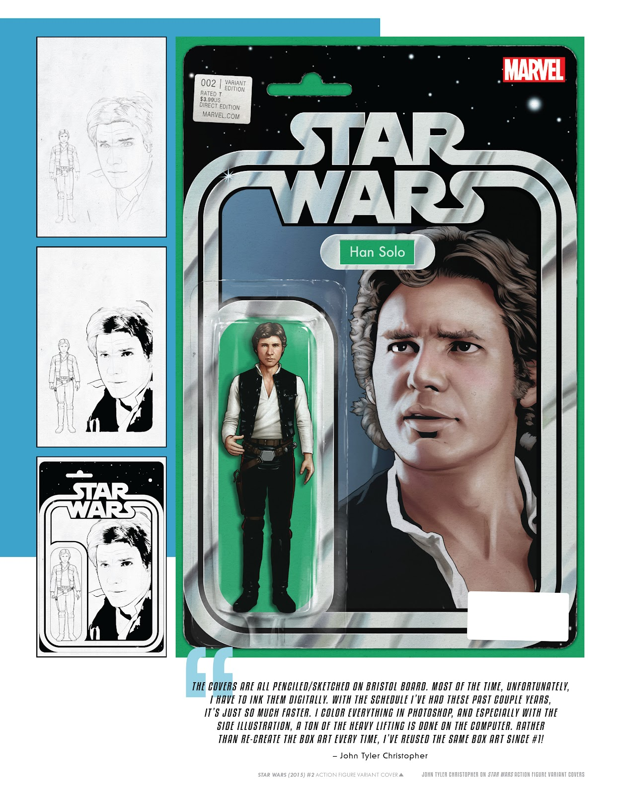 Read online The Marvel Art of Star Wars comic -  Issue # TPB (Part 2) - 89