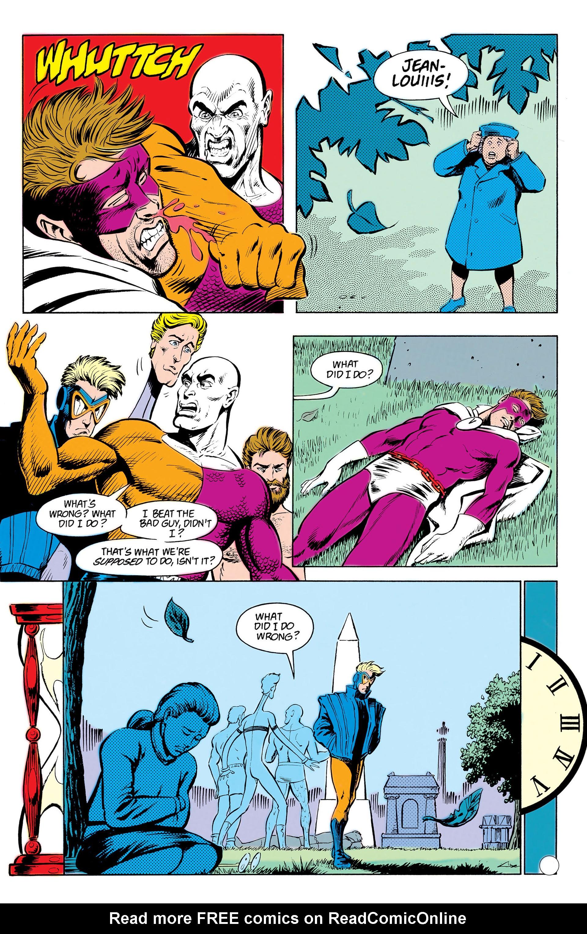 Read online Animal Man (1988) comic -  Issue #16 - 24
