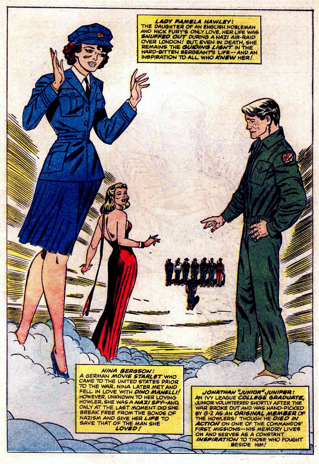 Read online Sgt. Fury comic -  Issue # _Special 3 - 59