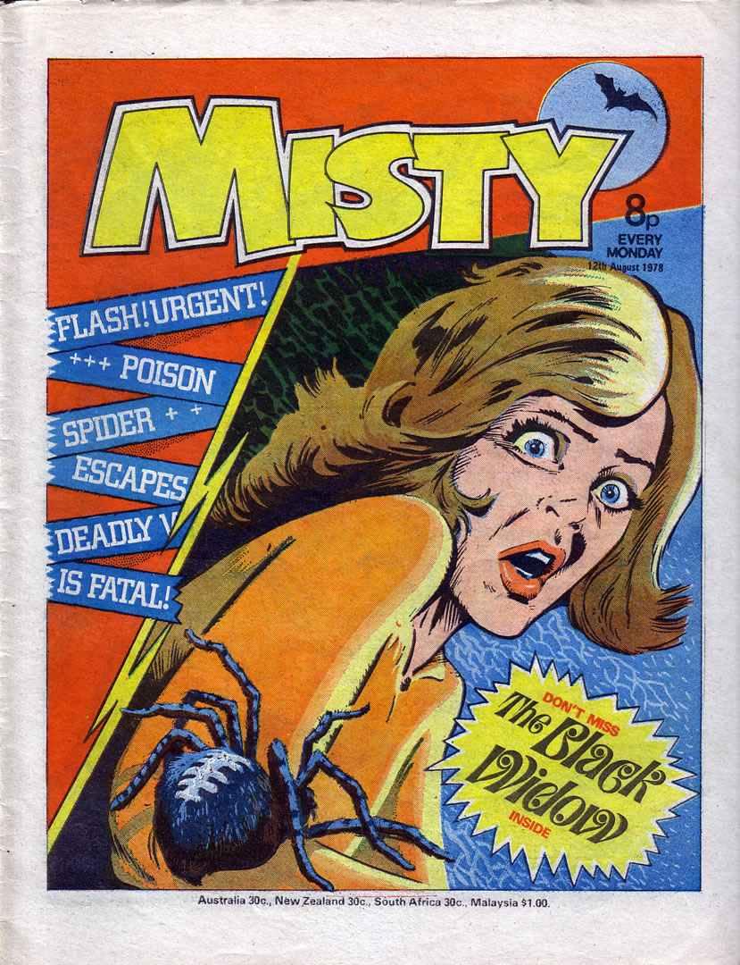 Misty (1978) 28 Page 1