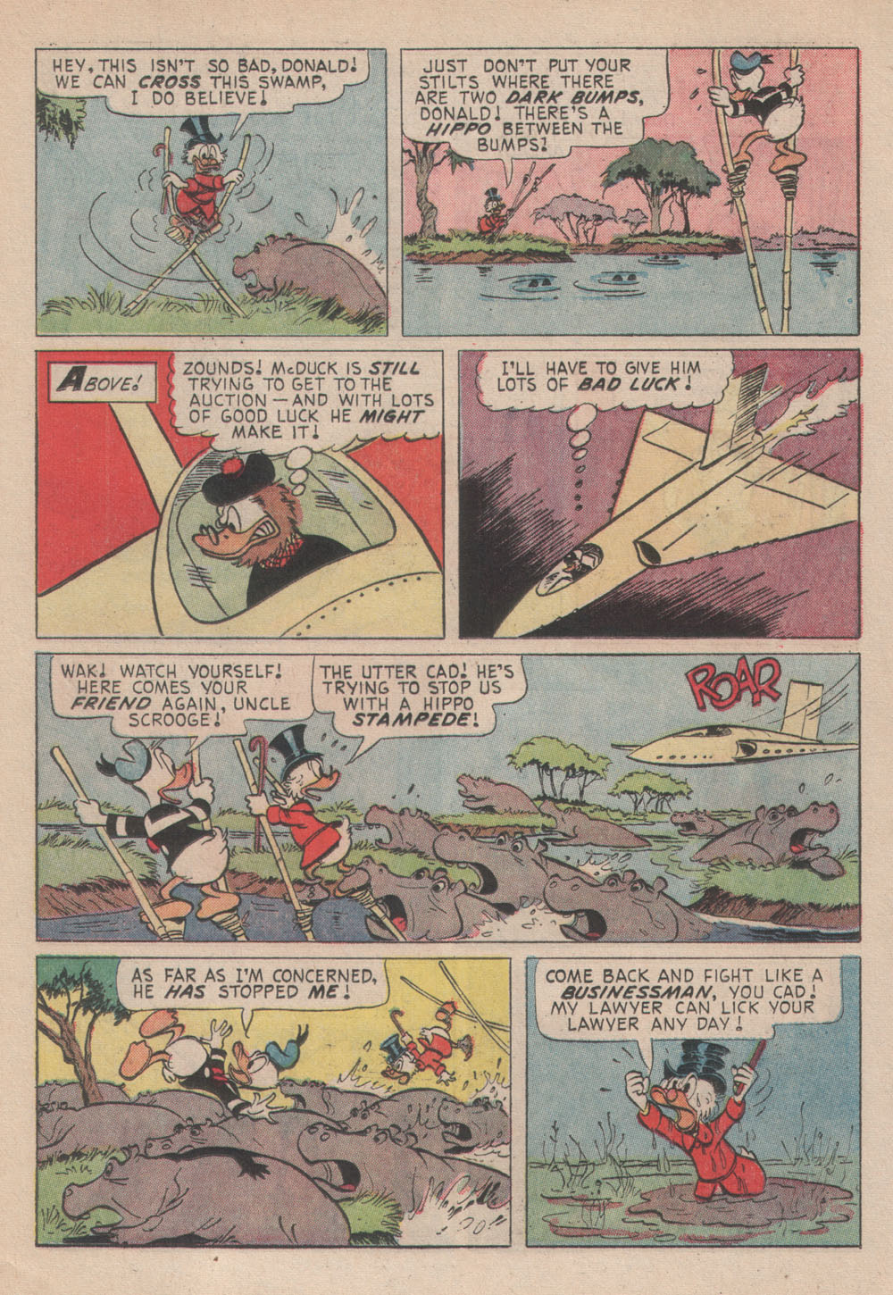 Read online Uncle Scrooge (1953) comic -  Issue #61 - 13