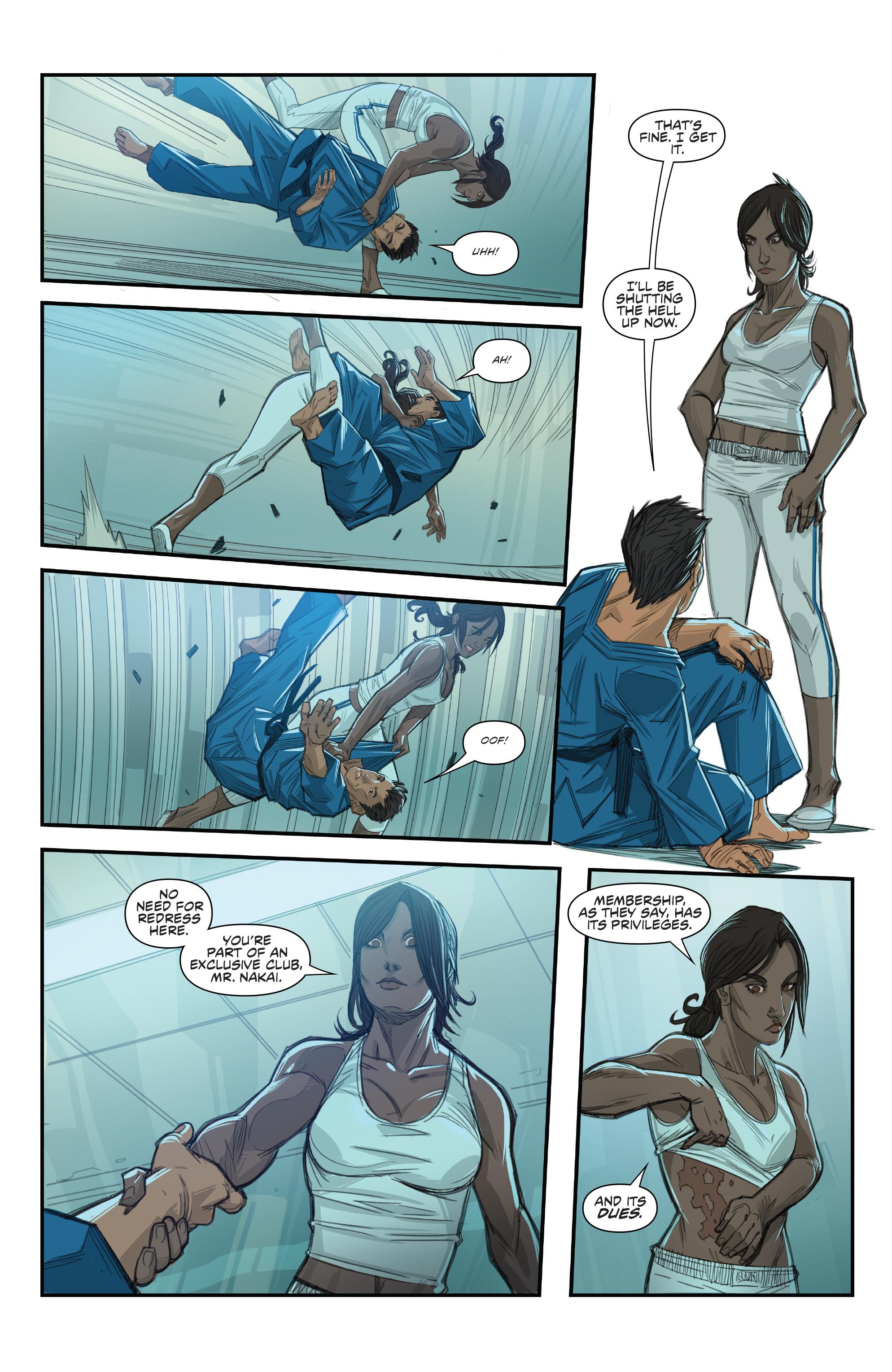 Read online Predator: Hunters comic -  Issue #2 - 19