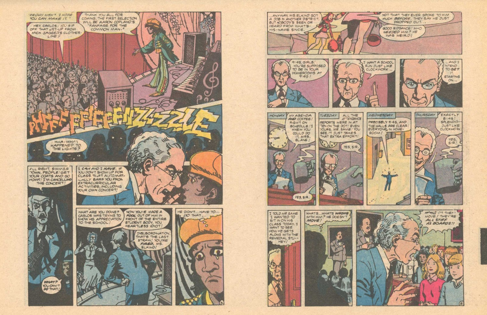 Elvira's House of Mystery Issue #6 #7 - English 27