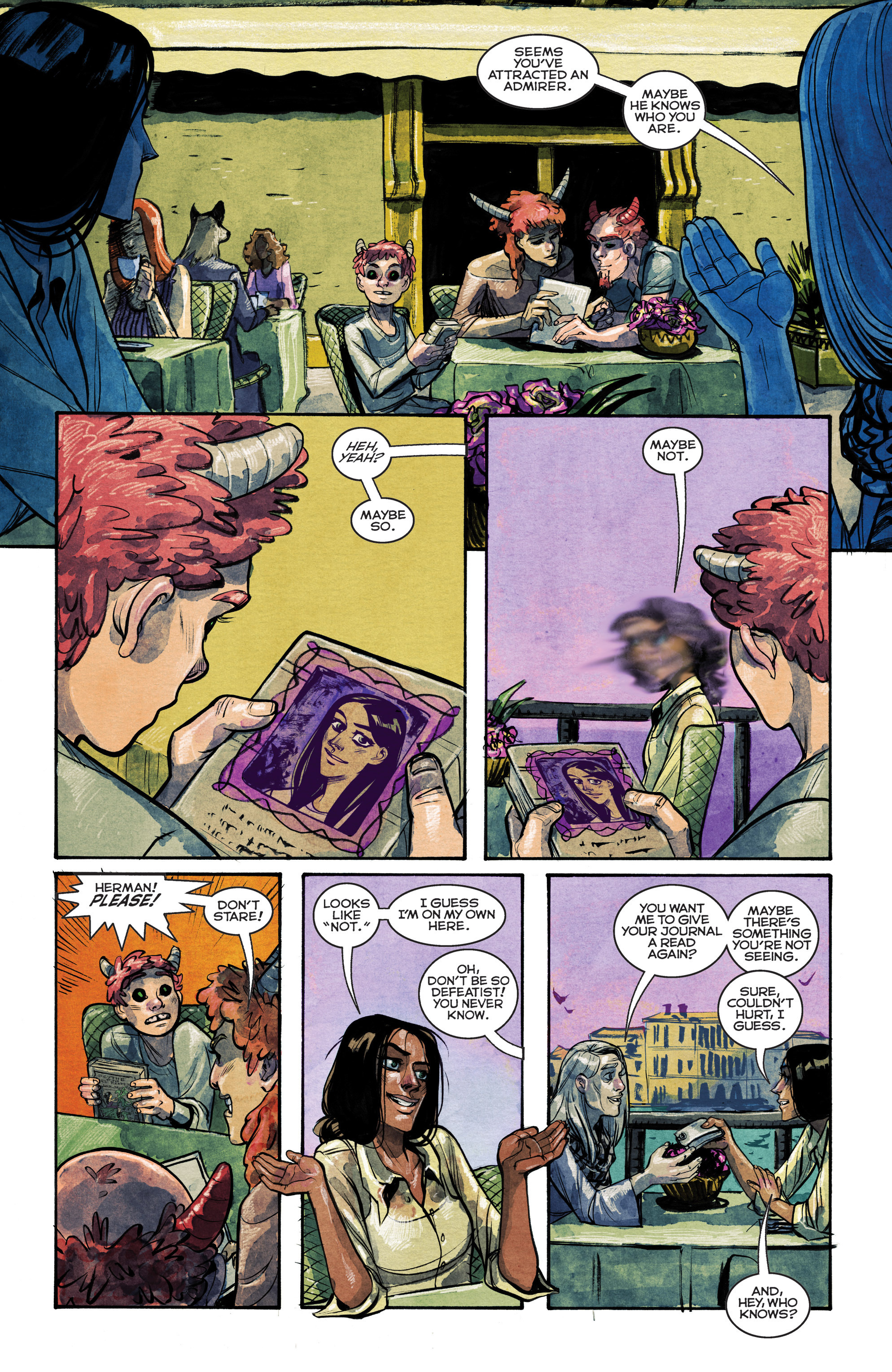 Read online Shutter comic -  Issue #13 - 7