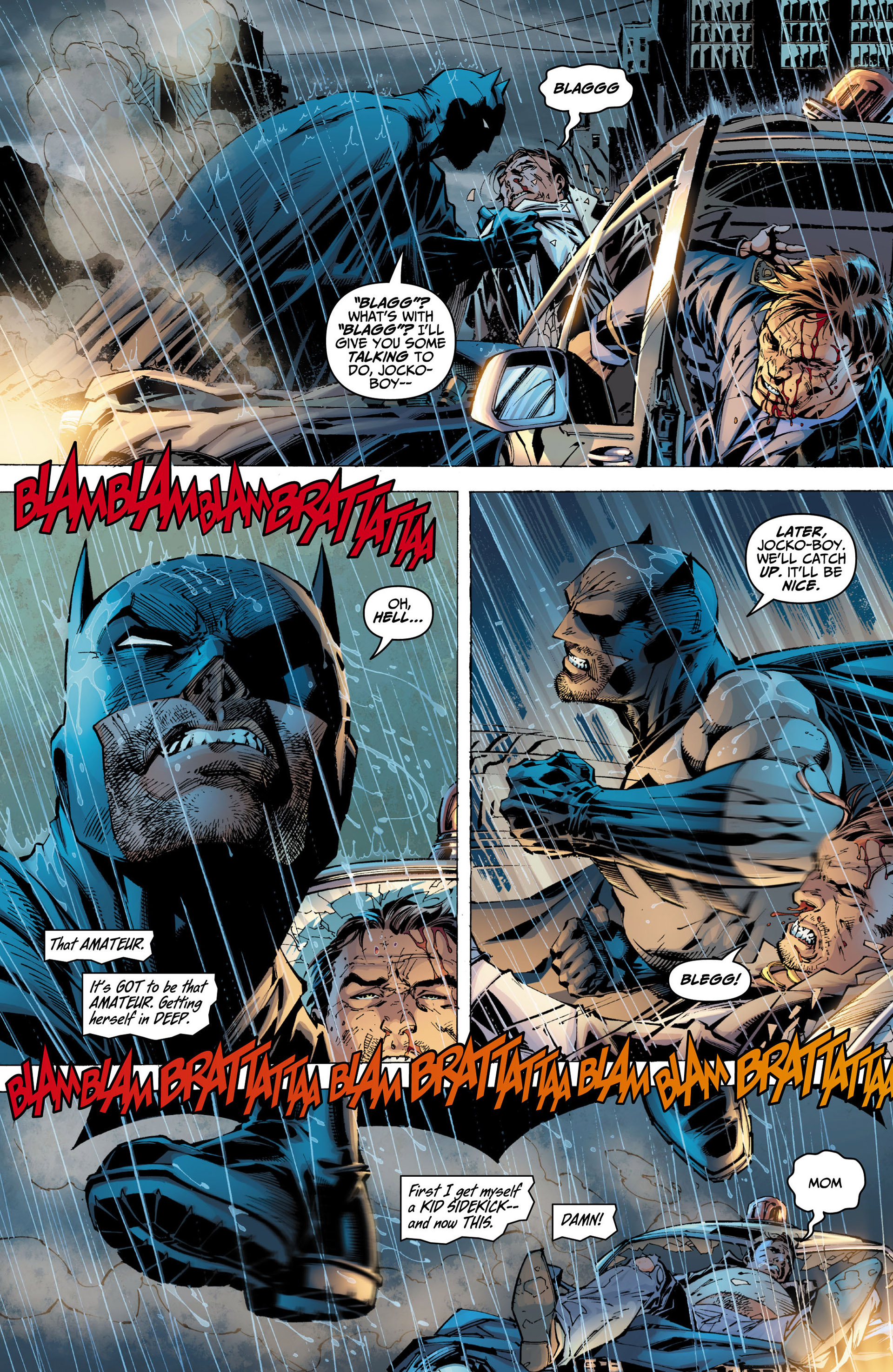 Read online All Star Batman & Robin, The Boy Wonder comic -  Issue #6 - 19