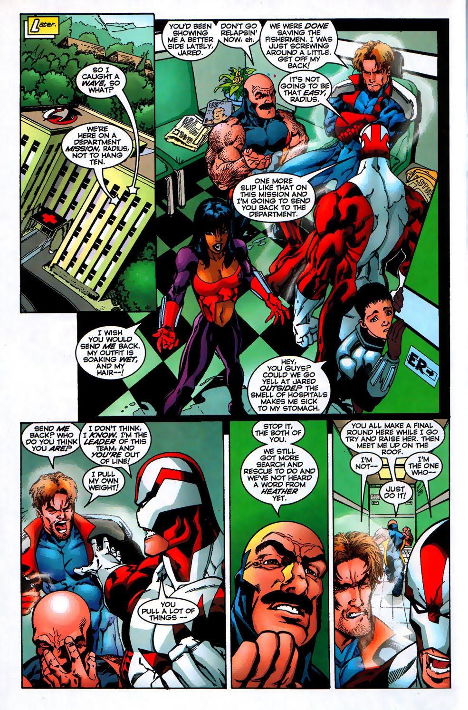Read online Alpha Flight (1997) comic -  Issue # _Annual - 10