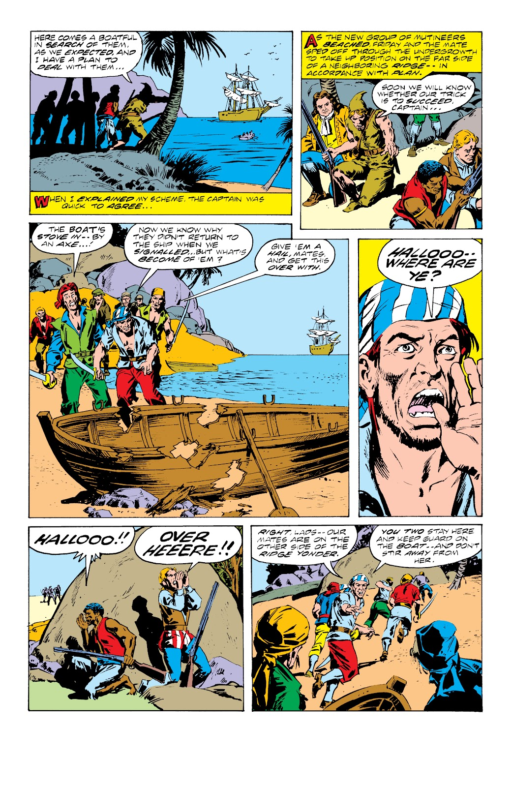 Marvel Classics Comics Series Featuring issue 19 - Page 44