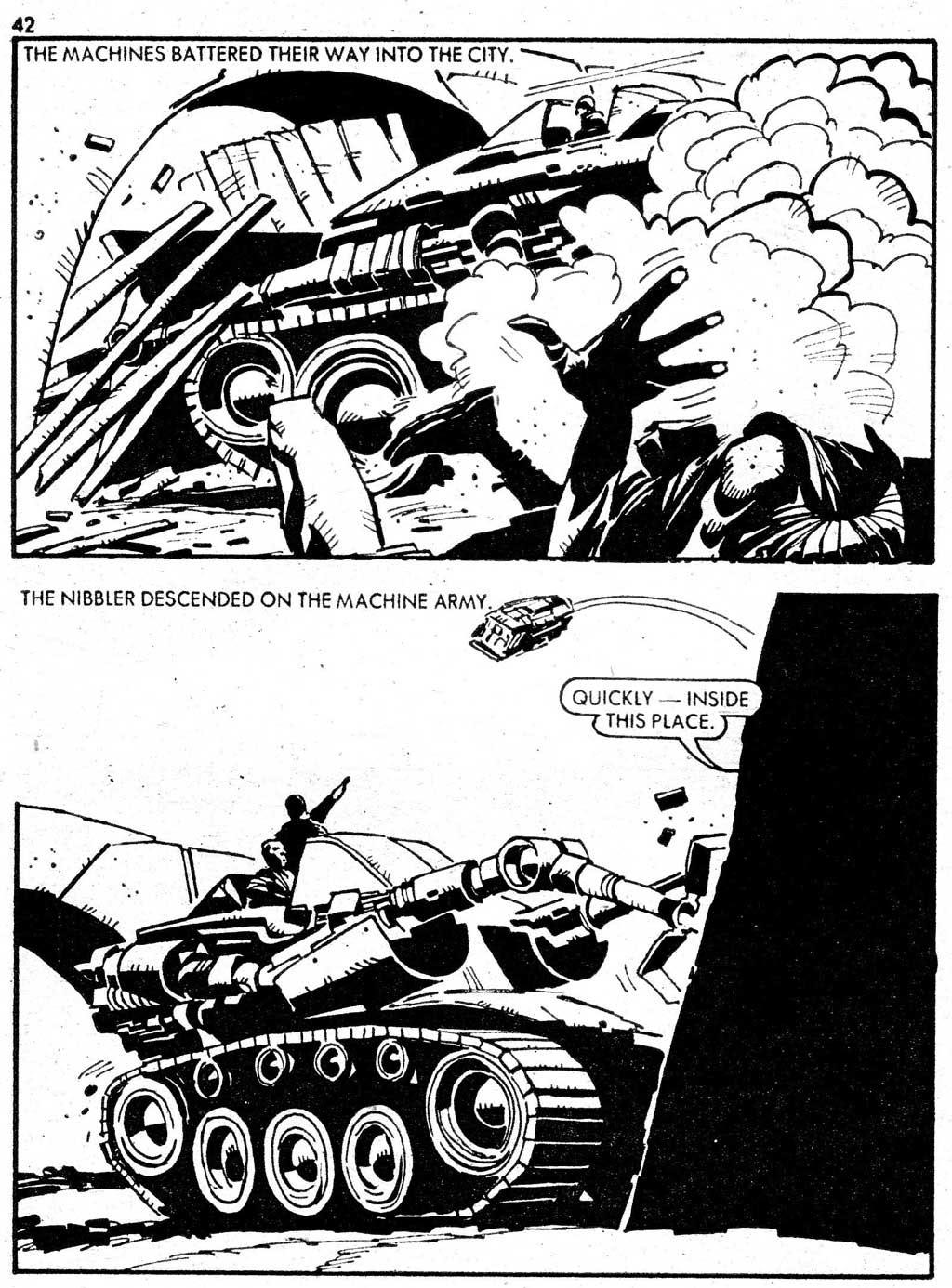 Starblazer issue 71 - Page 42