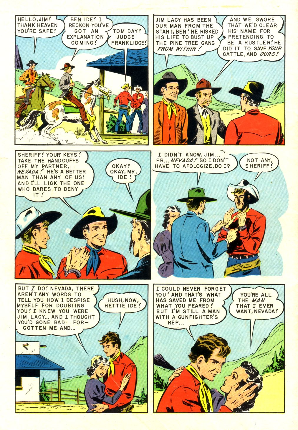 Four Color Comics issue 412 - Page 36