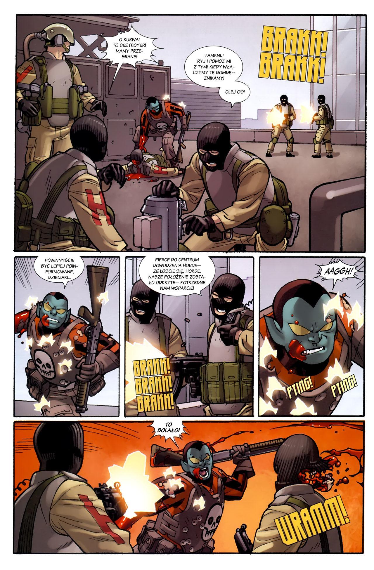 Read online Destroyer comic -  Issue #1 - 3