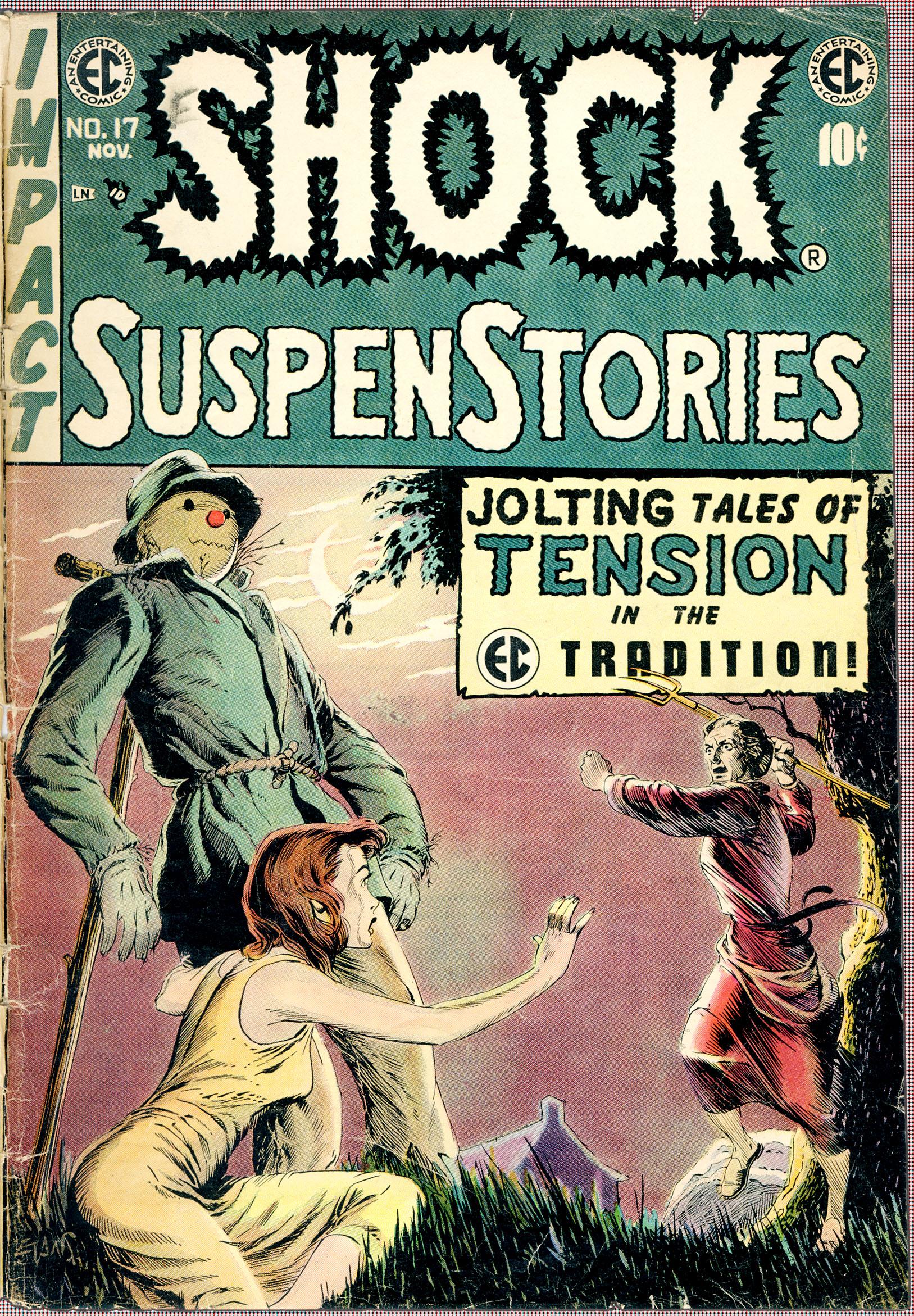 Read online Shock SuspenStories comic -  Issue #17 - 1