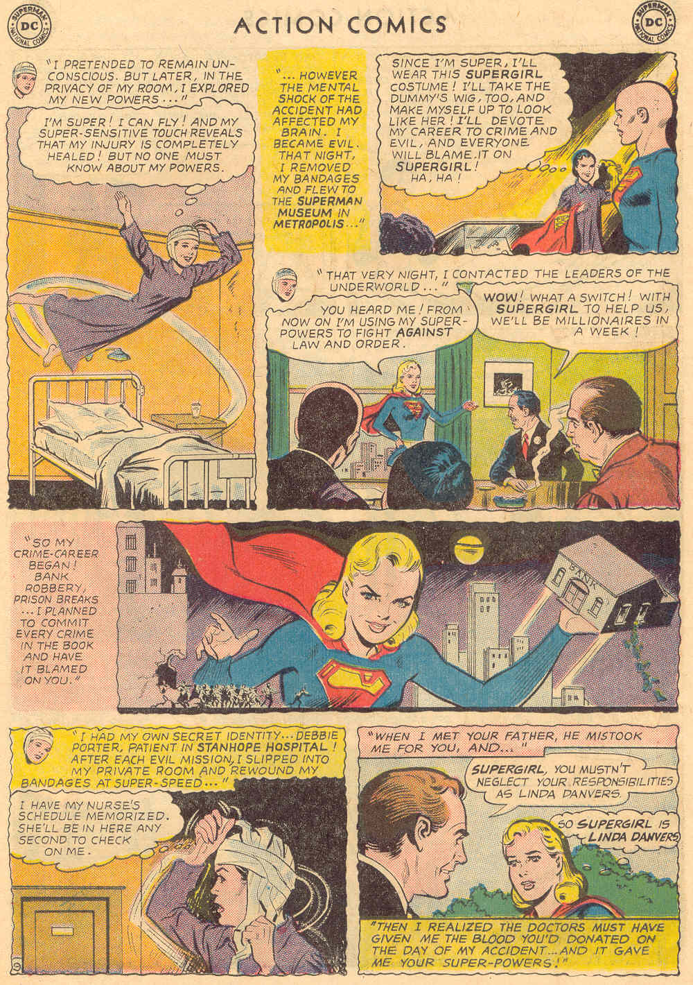 Read online Action Comics (1938) comic -  Issue #321 - 31