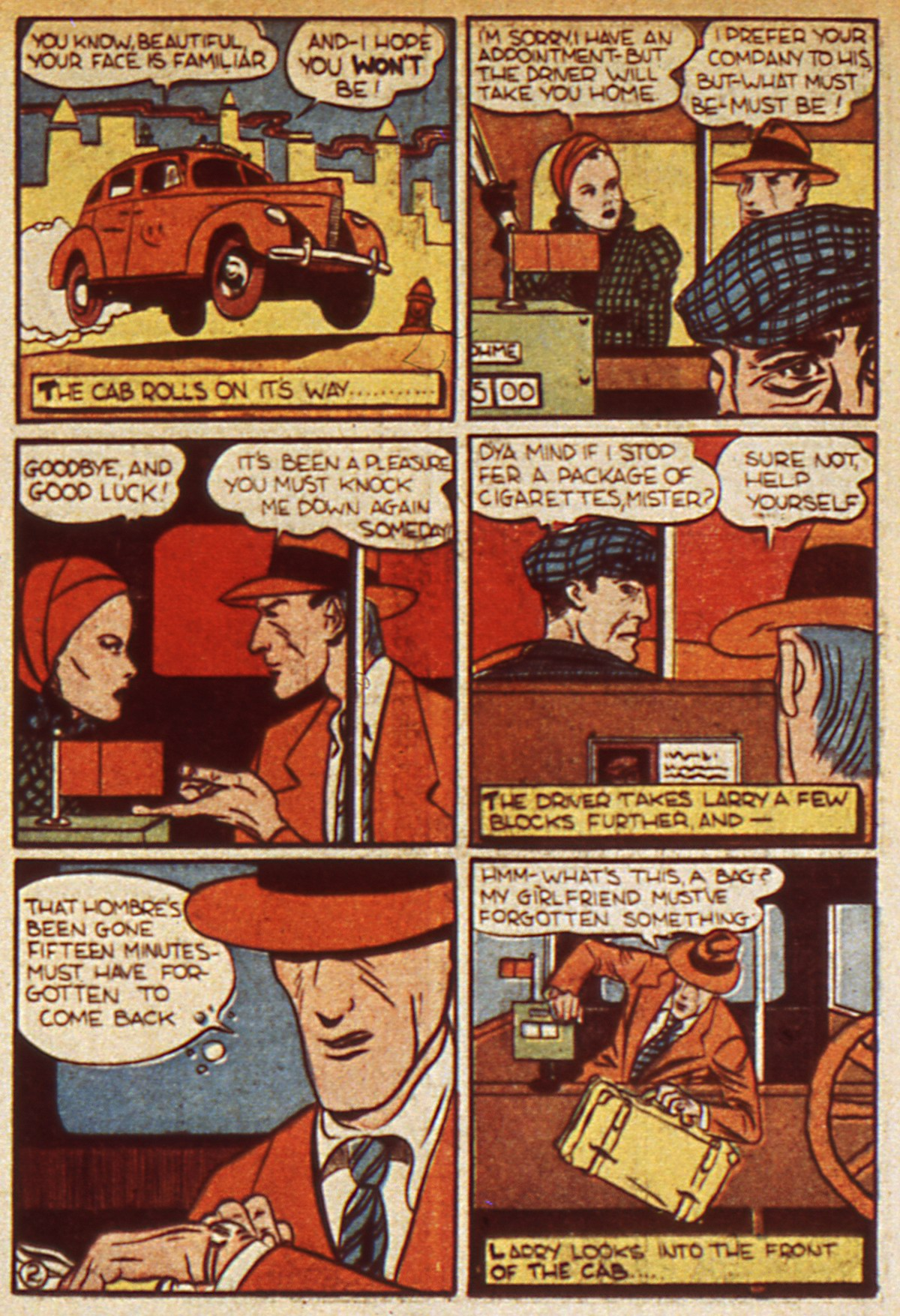 Read online Detective Comics (1937) comic -  Issue #45 - 25