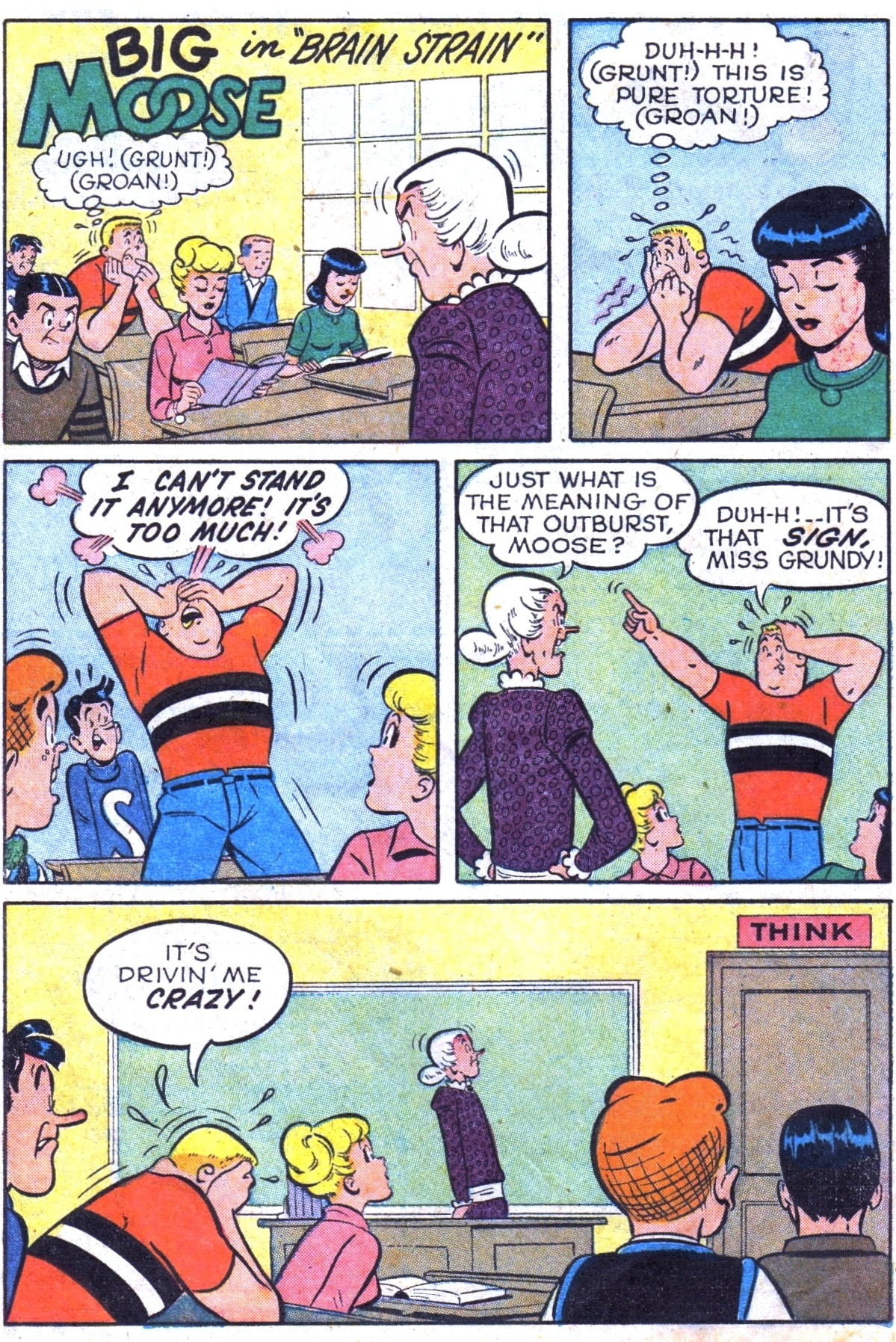 Read online Archie (1960) comic -  Issue #117 - 11