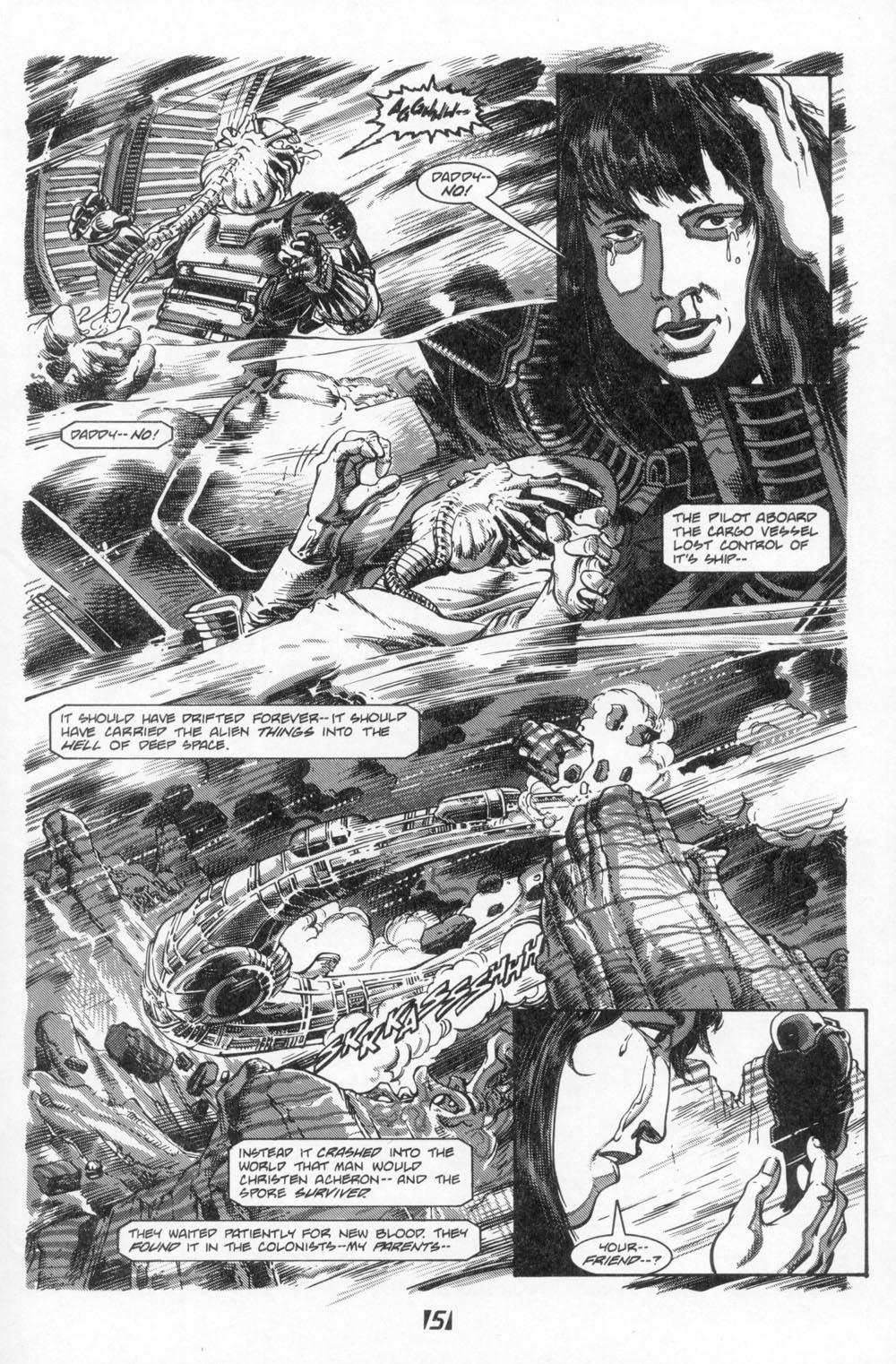 Read online Aliens (1988) comic -  Issue #6 - 7