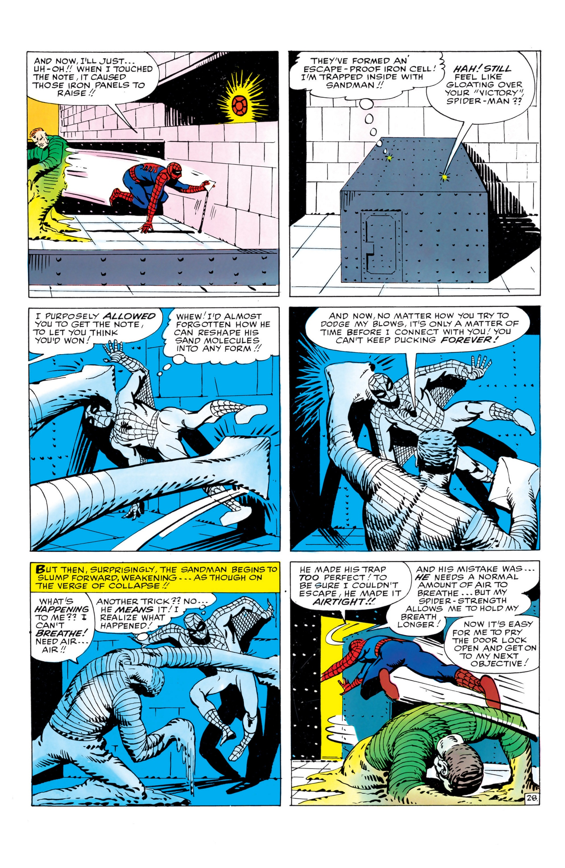 The Amazing Spider-Man (1963) _Annual_1 Page 28