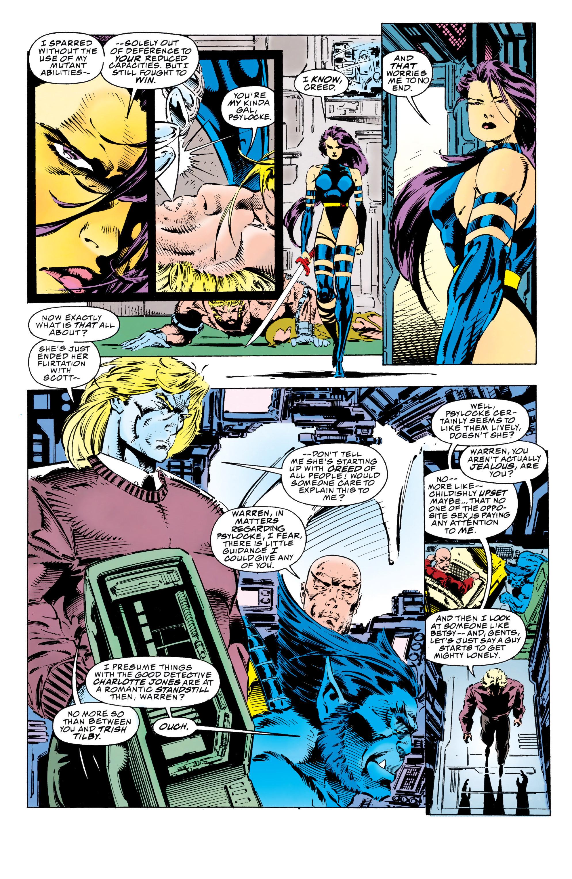 X-Men (1991) 29 Page 4