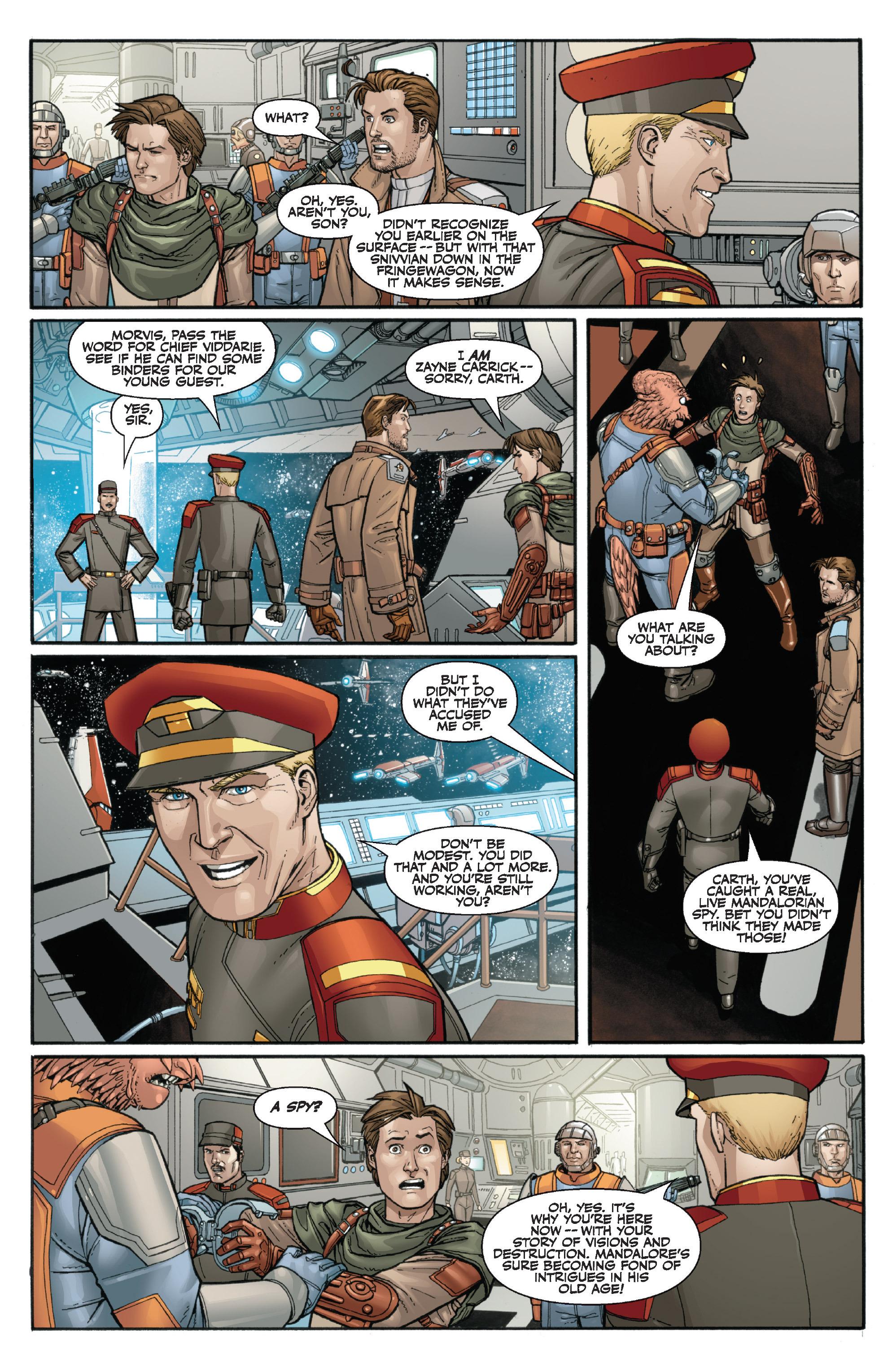 Read online Star Wars Omnibus comic -  Issue # Vol. 29 - 327