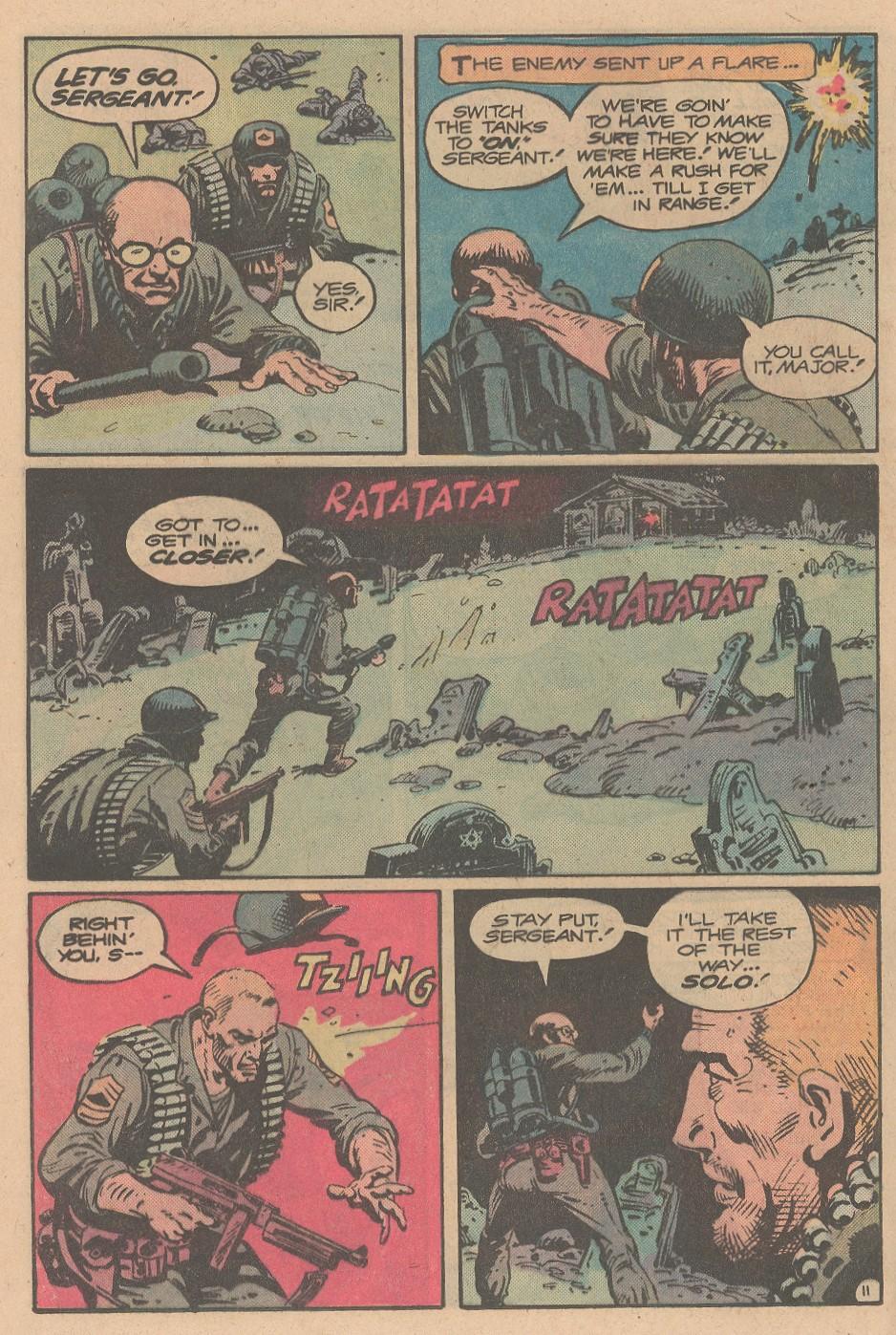 Read online Sgt. Rock comic -  Issue #353 - 12