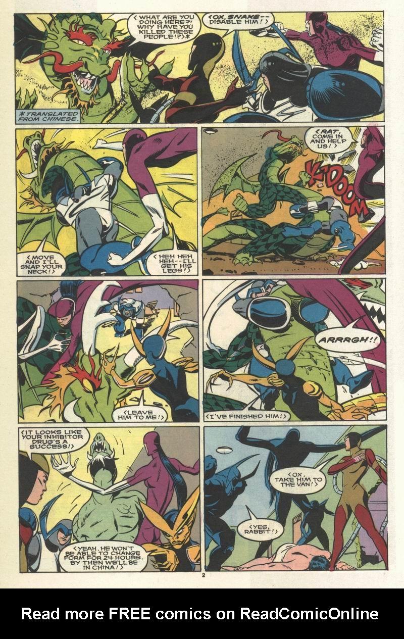 Read online Alpha Flight (1983) comic -  Issue #69 - 4