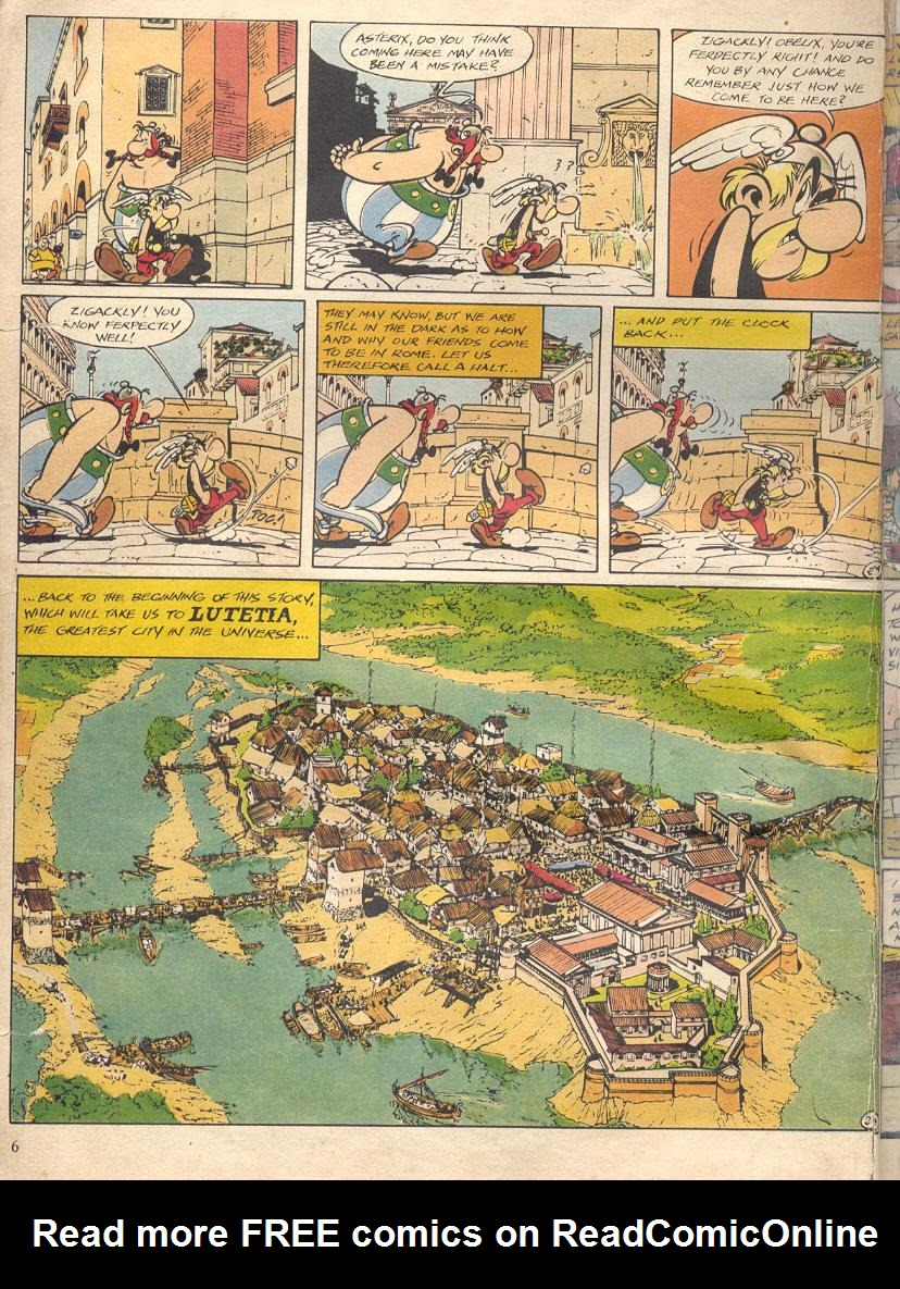 Read online Asterix comic -  Issue #18 - 4