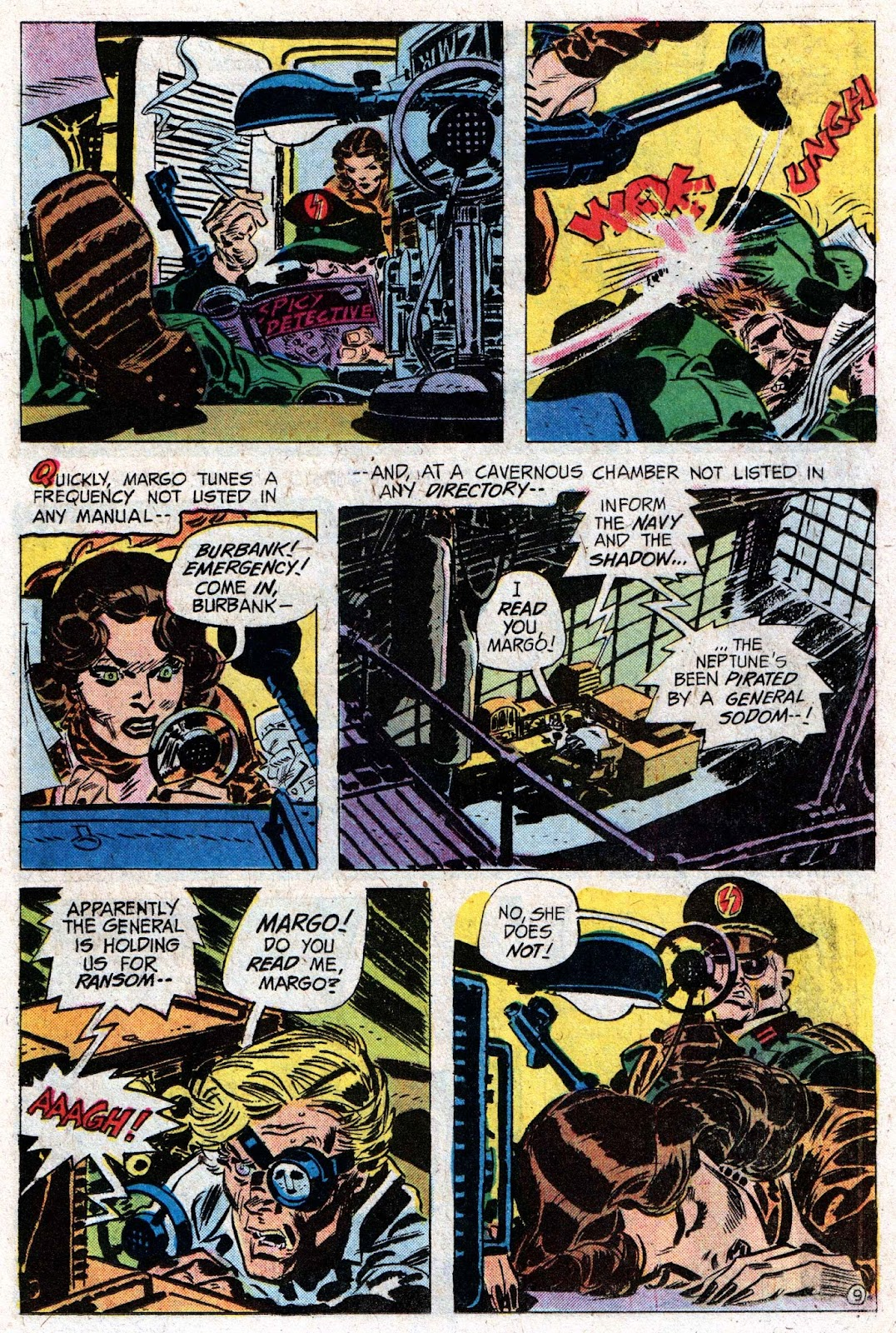 The Shadow (1973) issue 5 - Page 15