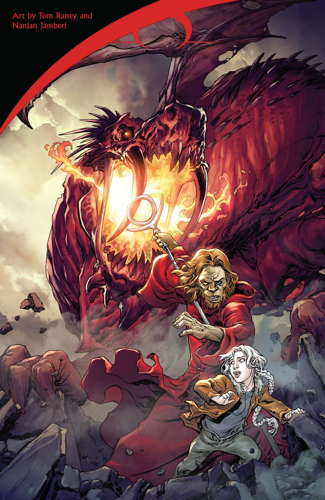 Read online Giantkillers One-Shot comic -  Issue # Full - 47