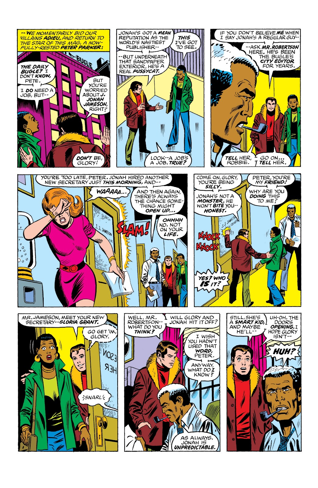 Read online Marvel Masterworks: The Spectacular Spider-Man comic -  Issue # TPB (Part 1) - 36