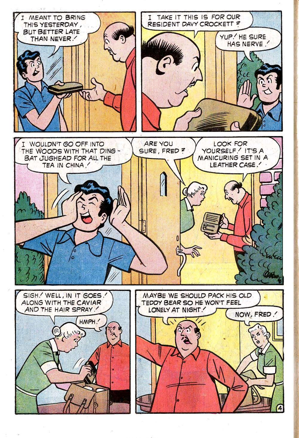 Read online Archie (1960) comic -  Issue #237 - 6