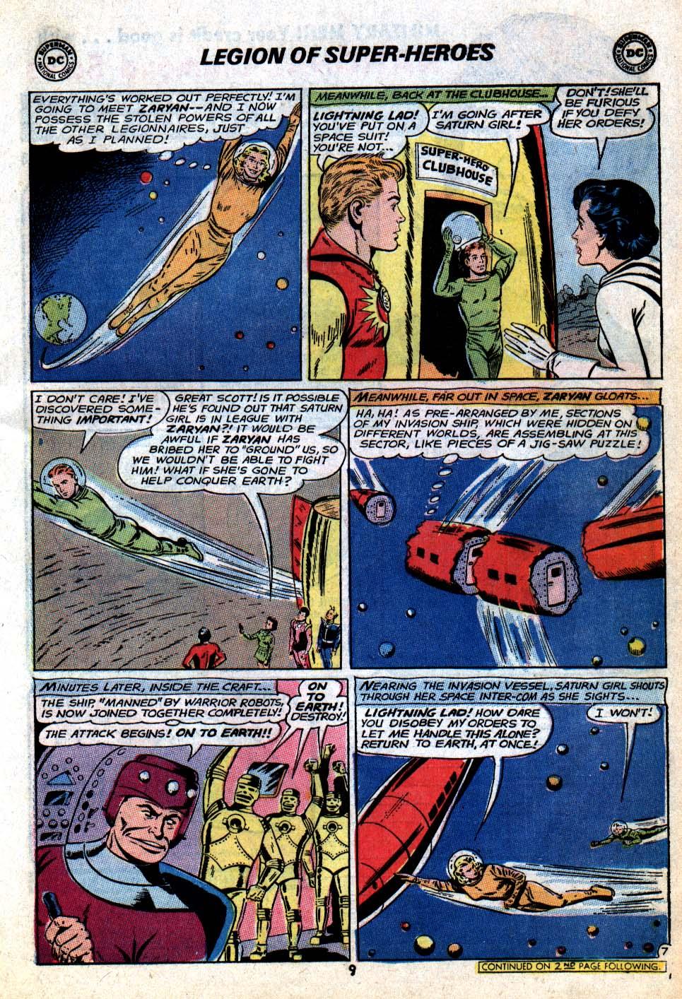 Read online Adventure Comics (1938) comic -  Issue #403 - 11