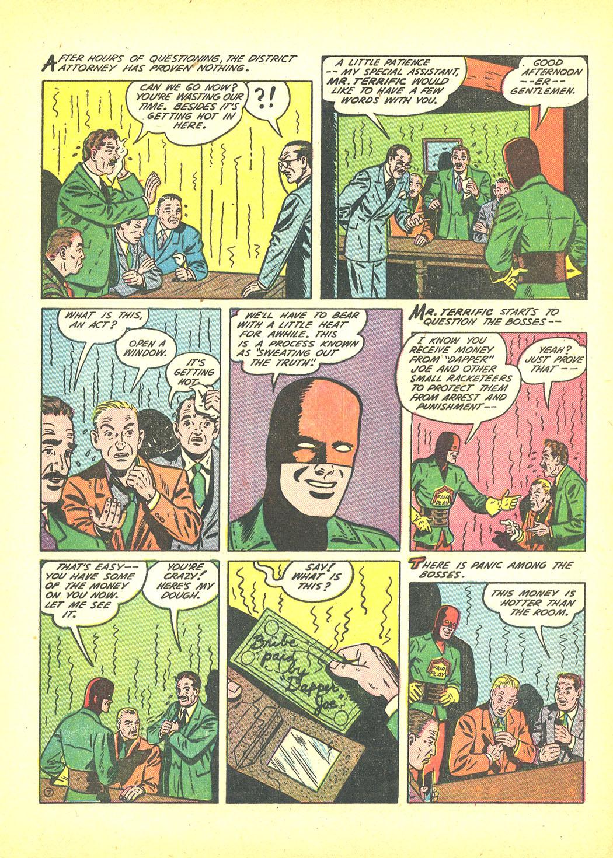 Read online Sensation (Mystery) Comics comic -  Issue #4 - 31