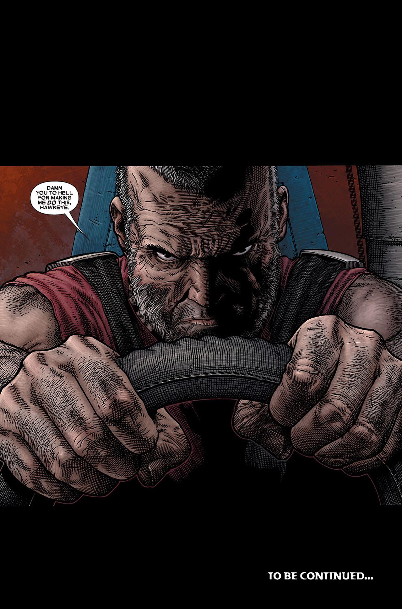 Read online Wolverine: Old Man Logan comic -  Issue # Full - 69
