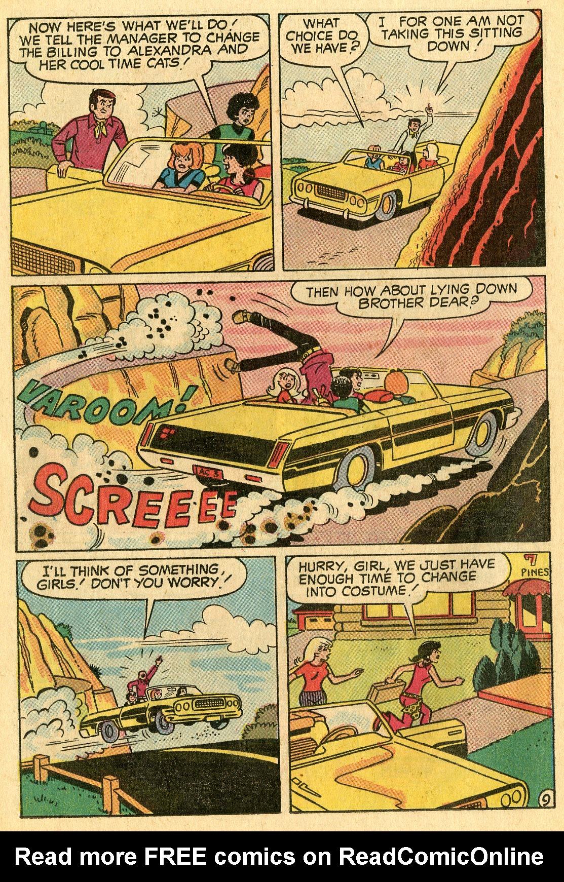 Read online She's Josie comic -  Issue #48 - 22