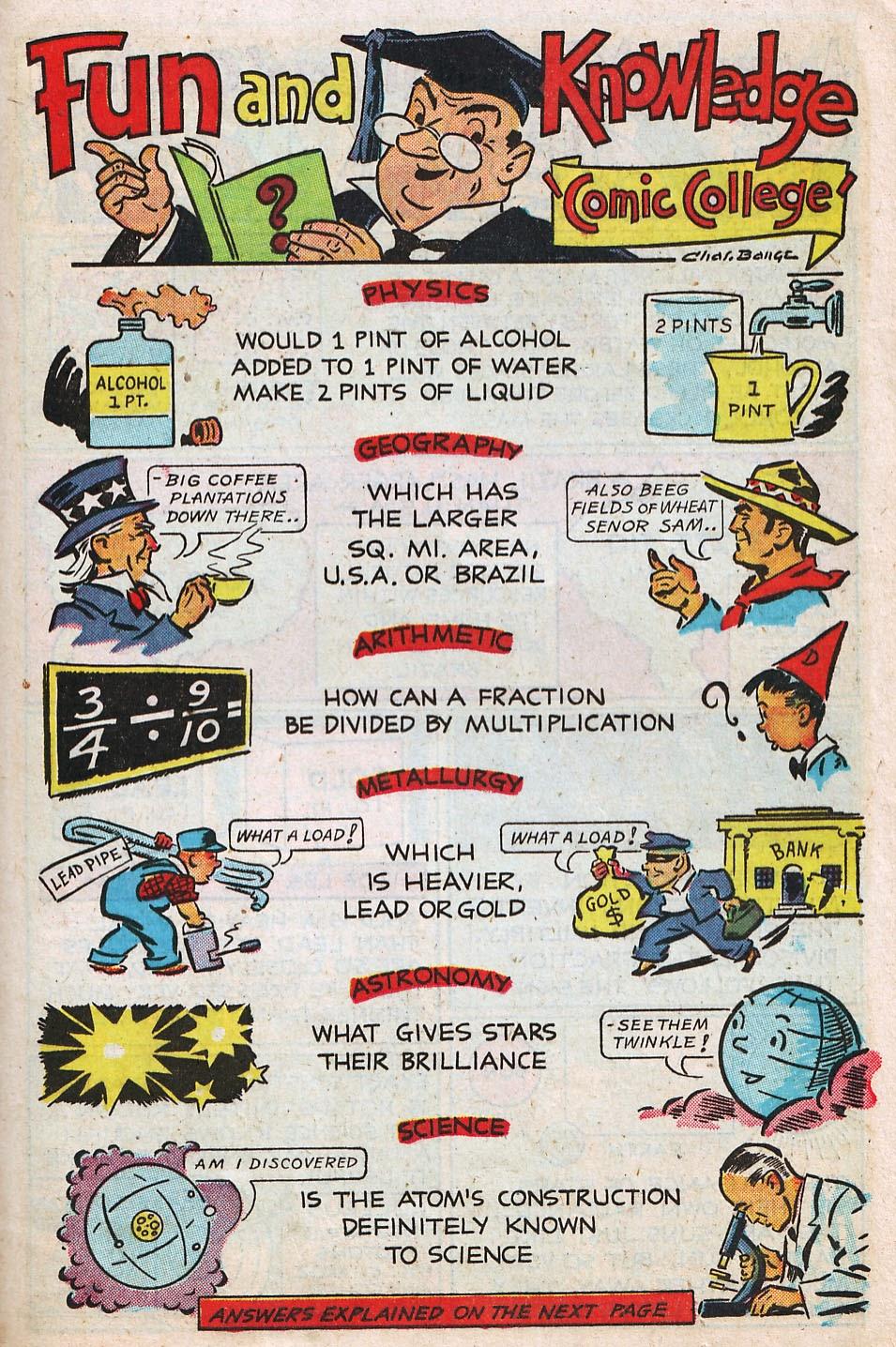 Jingle Jangle Comics issue 20 - Page 35