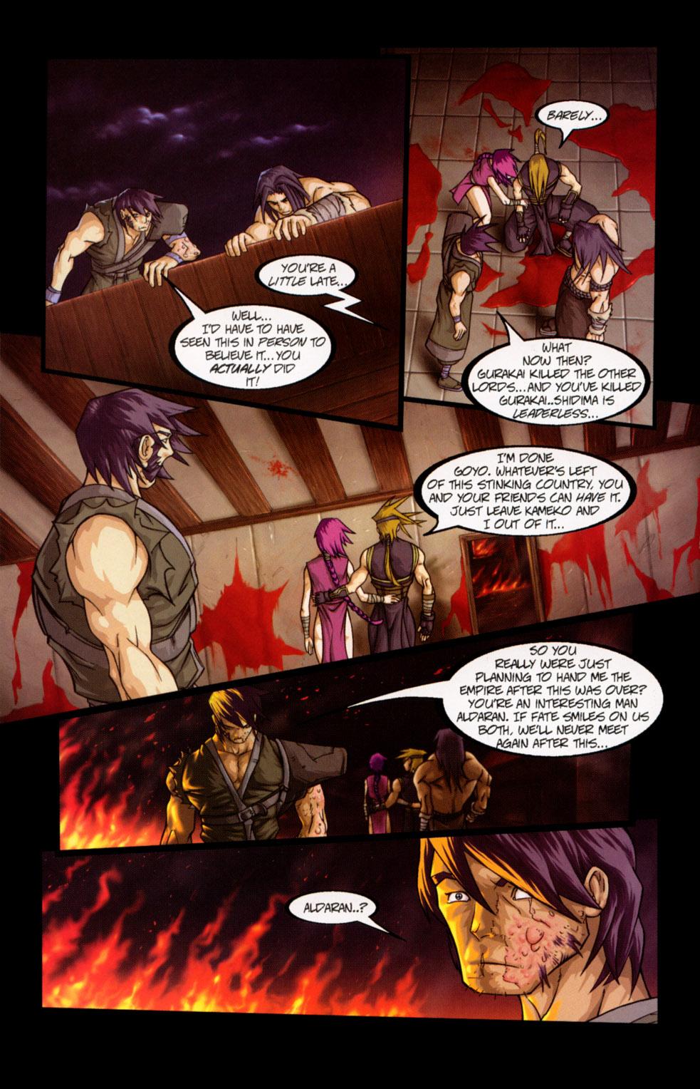 Read online Shidima comic -  Issue #7 - 24