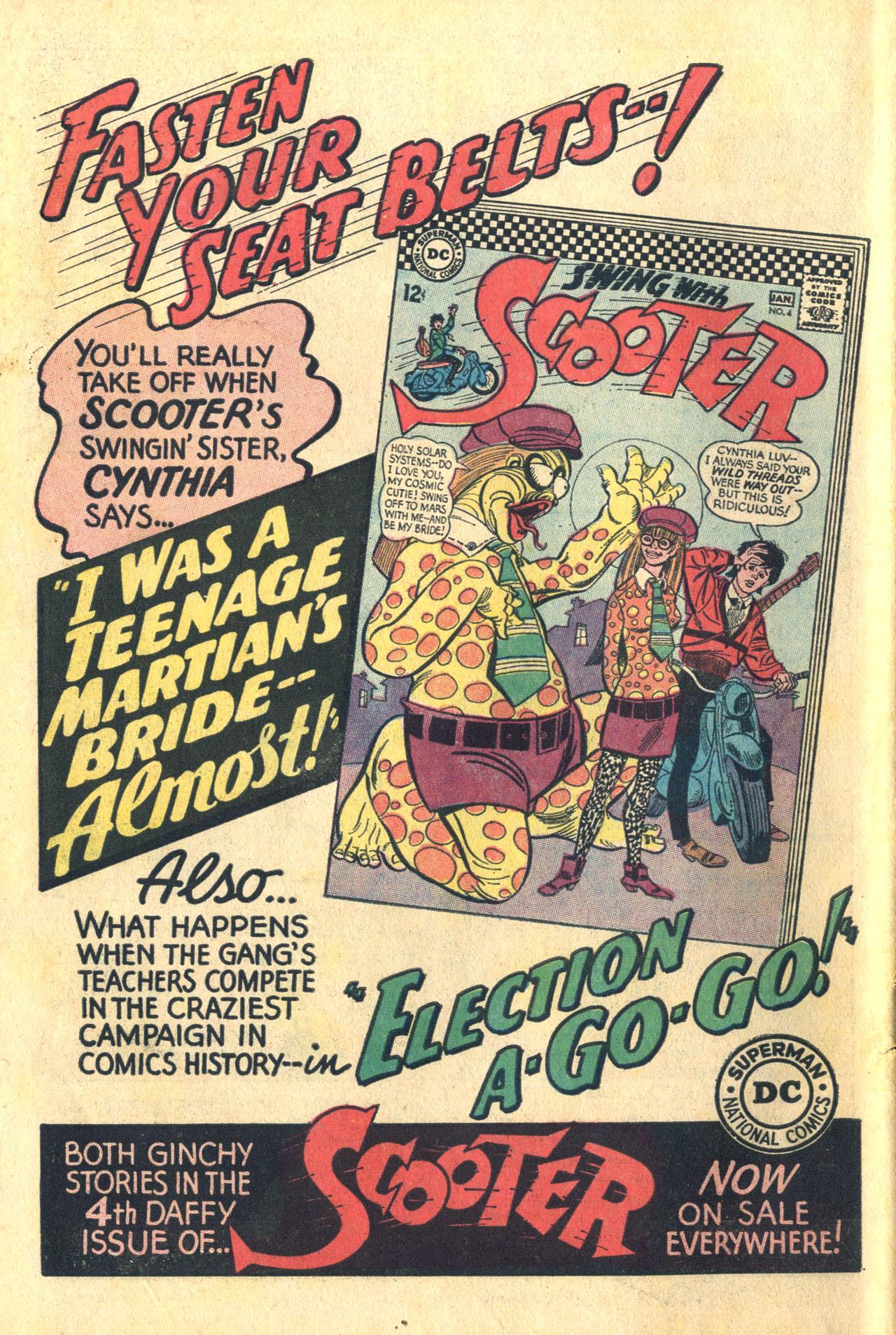 Read online Secret Hearts comic -  Issue #116 - 34