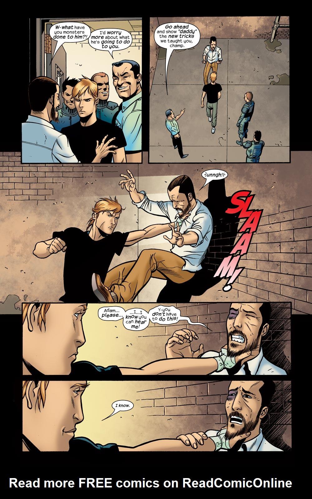 Read online Machine Teen comic -  Issue #5 - 10