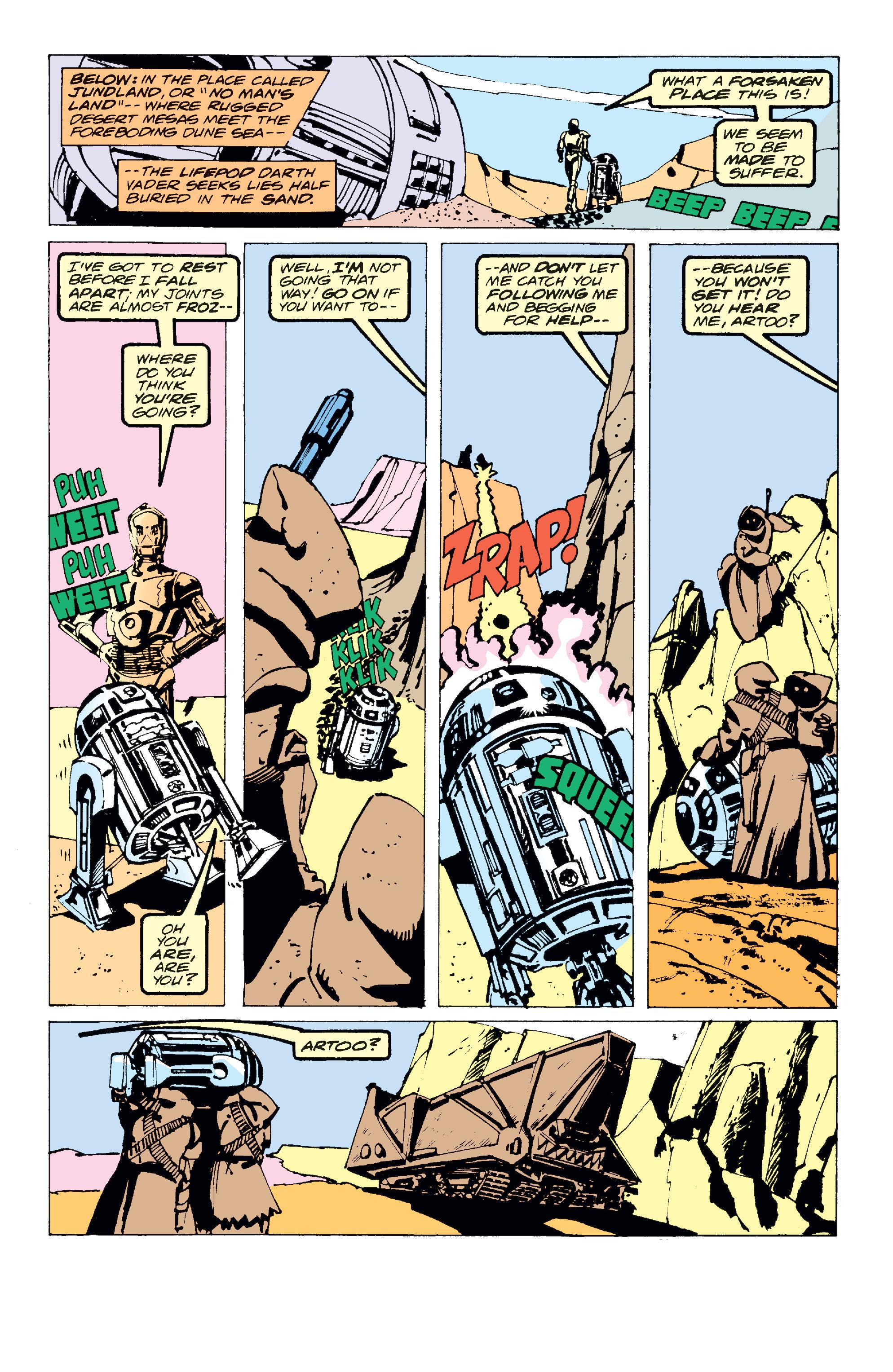Read online Star Wars Omnibus comic -  Issue # Vol. 13 - 12