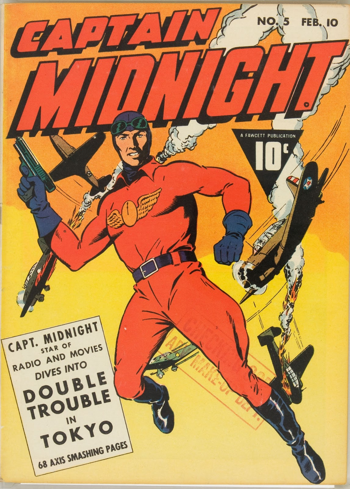 Captain Midnight (1942) issue 5 - Page 1