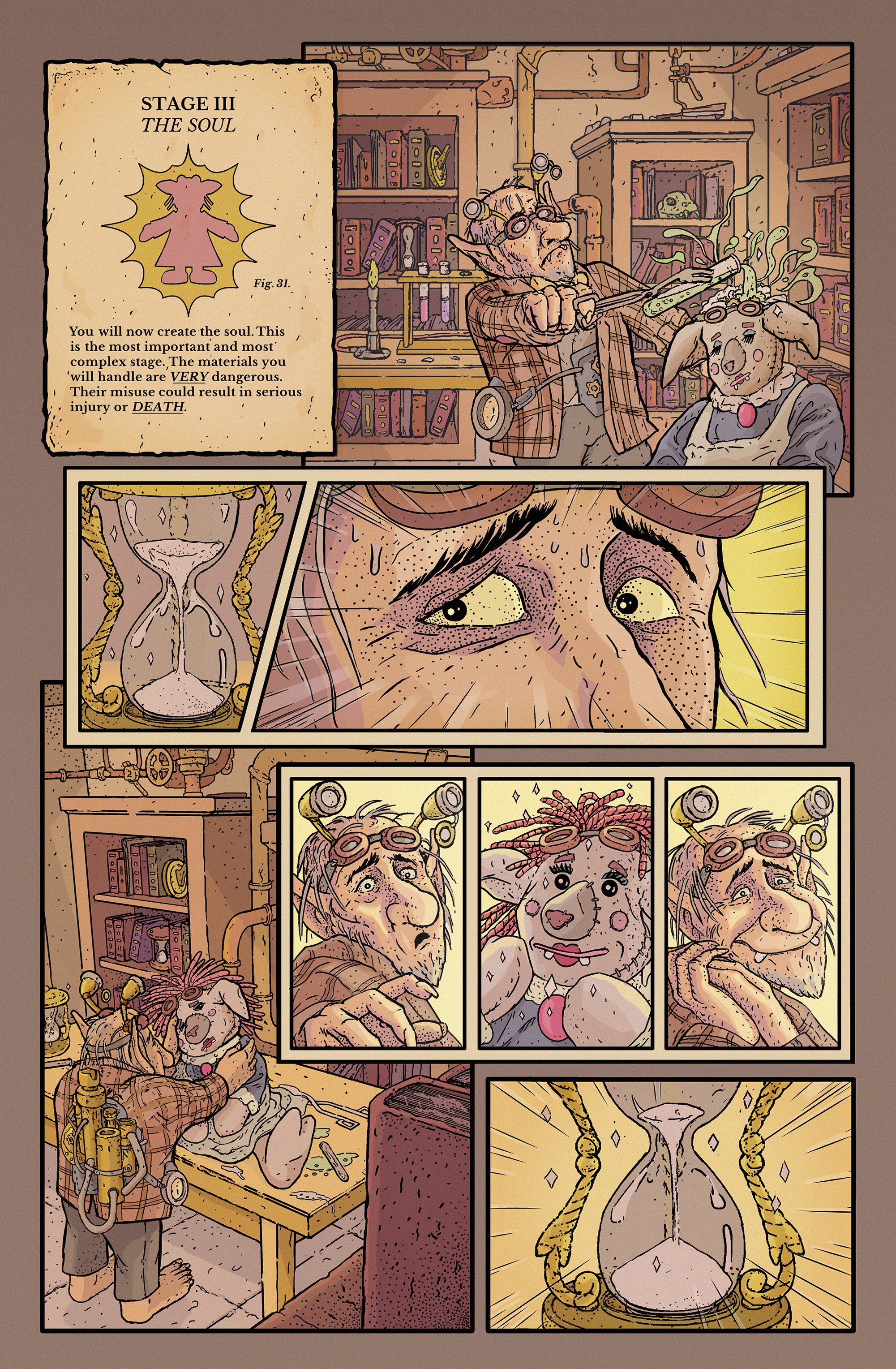 Read online 100% Biodegradable comic -  Issue #14 - 5