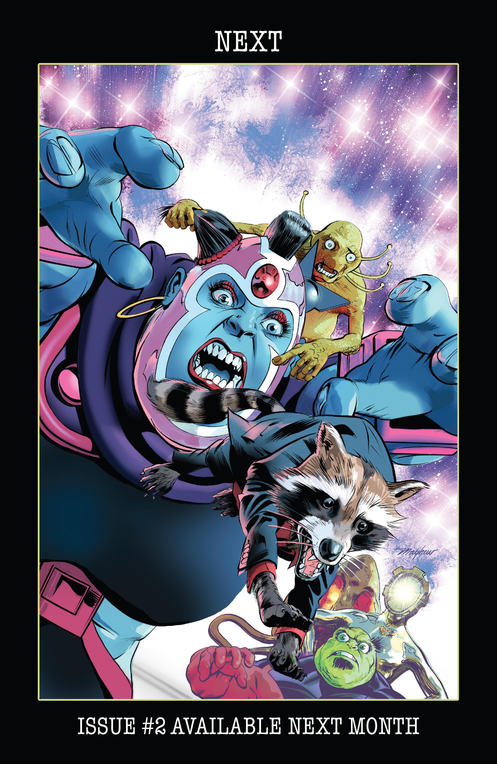 Read online Rocket comic -  Issue #1 - 24